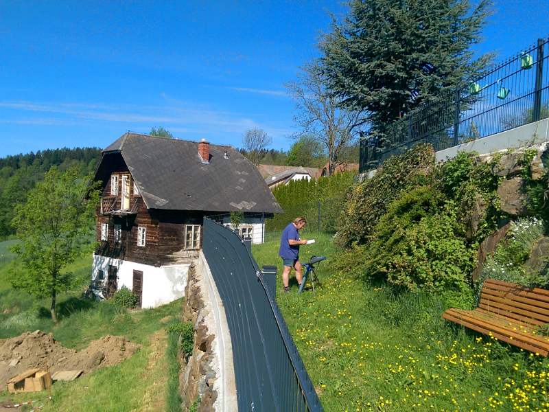 Position notiere, notice the positions © TERRA AG, Reiden, Switzerland
